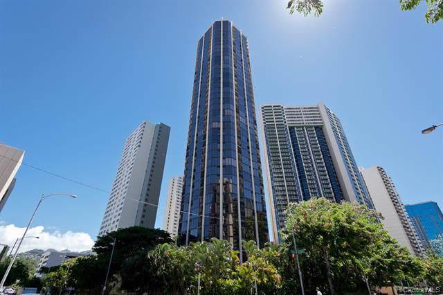 60 N Beretania Street #3702, Honolulu, HI 96817 (MLS #201927370) :: Elite Pacific Properties