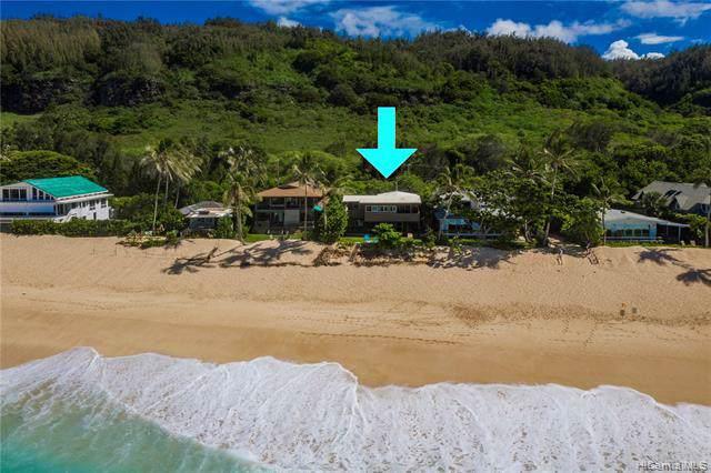 59-297 Ke Nui Road, Haleiwa, HI 96712 (MLS #201927401) :: Maxey Homes Hawaii