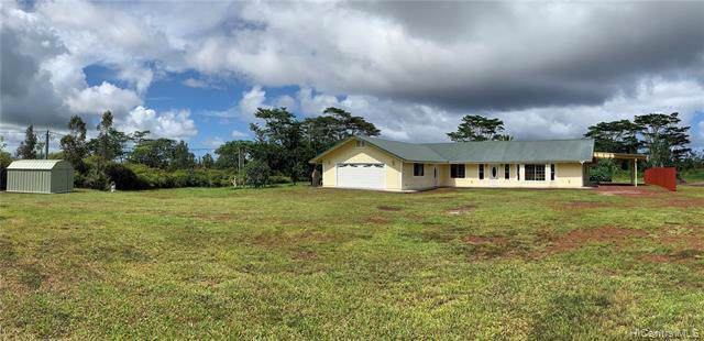 15-1775 11th Avenue, Keaau, HI 96749 (MLS #201927452) :: The Ihara Team