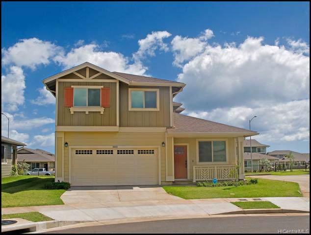 91-1004 Huaulaula Loop, Ewa Beach, HI 96706 (MLS #201927453) :: Maxey Homes Hawaii