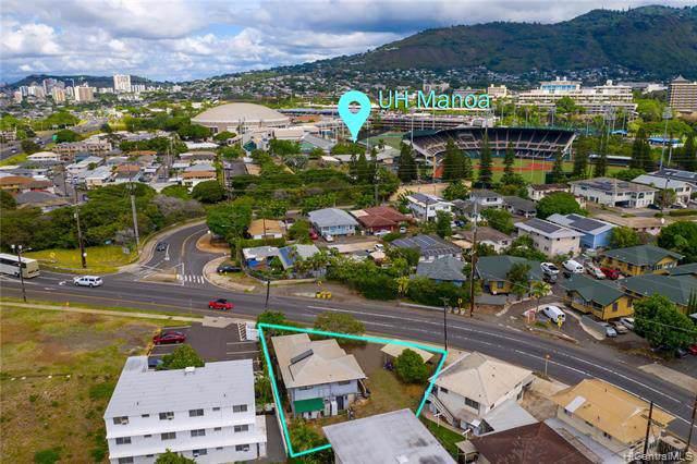 2805 Waialae Avenue, Honolulu, HI 96826 (MLS #201927479) :: The Ihara Team