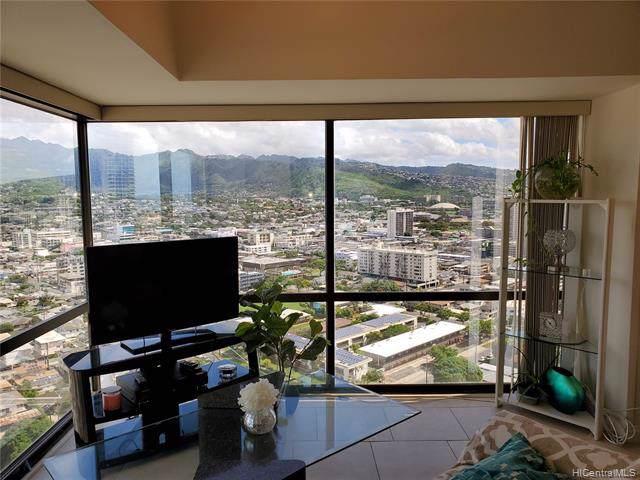 1750 Kalakaua Avenue #2704, Honolulu, HI 96826 (MLS #201927560) :: Barnes Hawaii