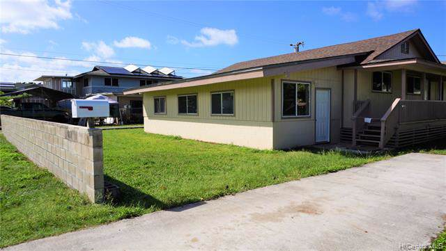55-491 Palekana Street, Laie, HI 96762 (MLS #201927591) :: Keller Williams Honolulu