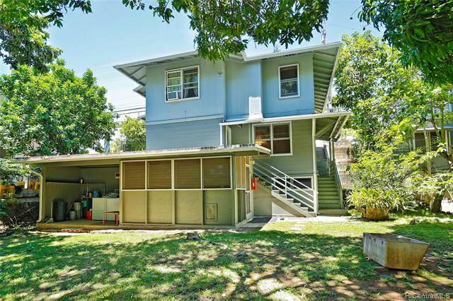 1709 Pensacola Street, Honolulu, HI 96822 (MLS #201928615) :: Keller Williams Honolulu