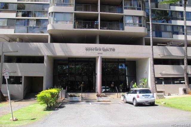 2724 Kahoaloha Lane #1106, Honolulu, HI 96826 (MLS #201928643) :: The Ihara Team