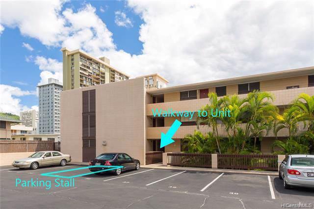 1524 Pensacola Street #109, Honolulu, HI 96822 (MLS #201928663) :: Keller Williams Honolulu