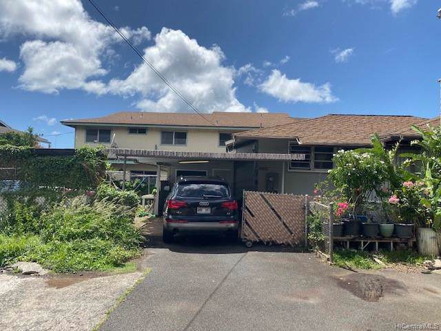 2269A Hulali Place, Honolulu, HI 96819 (MLS #201928668) :: The Ihara Team