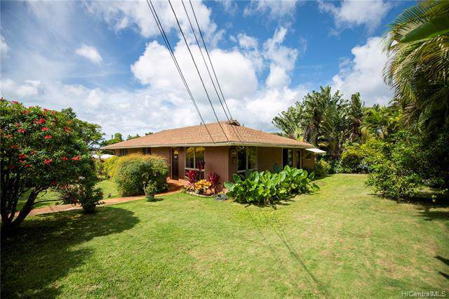 59-500 Aukauka Road, Haleiwa, HI 96712 (MLS #201928678) :: Elite Pacific Properties