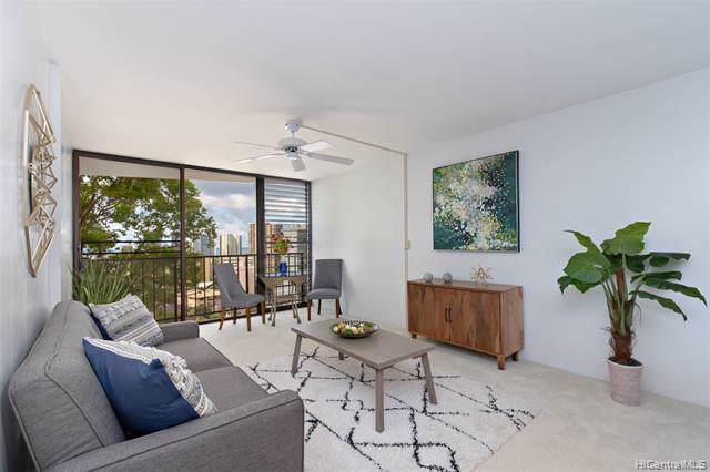 965 Prospect Street #503, Honolulu, HI 96822 (MLS #201928692) :: The Ihara Team