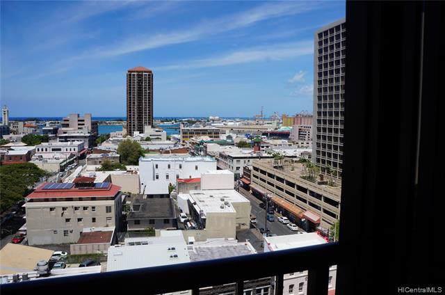 60 N Beretania Street #1201, Honolulu, HI 96817 (MLS #201928718) :: Elite Pacific Properties