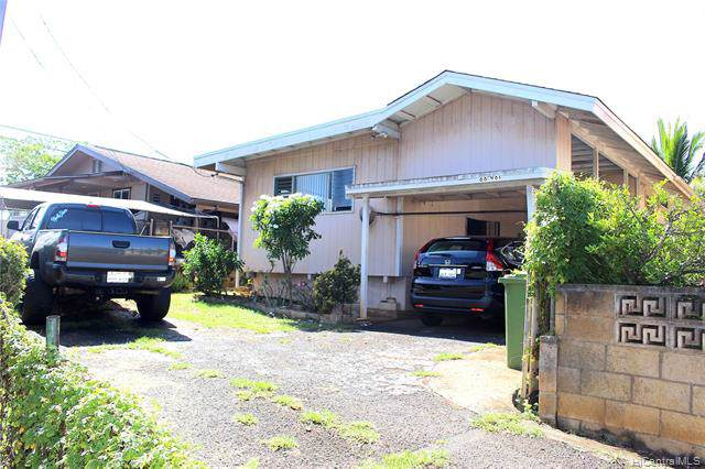 66-961 Kamakahala Street, Waialua, HI 96791 (MLS #201928742) :: Elite Pacific Properties