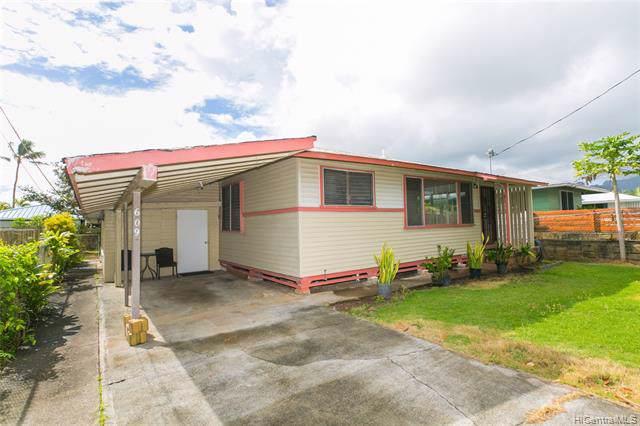 609 Olomana Street, Kailua, HI 96734 (MLS #201928767) :: Yamashita Team