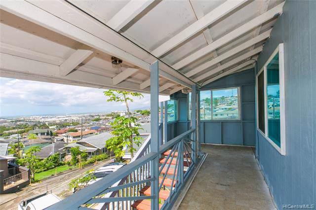 2017 Iholena Street A, Honolulu, HI 96817 (MLS #201928820) :: Barnes Hawaii