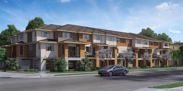 91-3633 Kauluakoko Street #707, Ewa Beach, HI 96706 (MLS #201928821) :: Keller Williams Honolulu