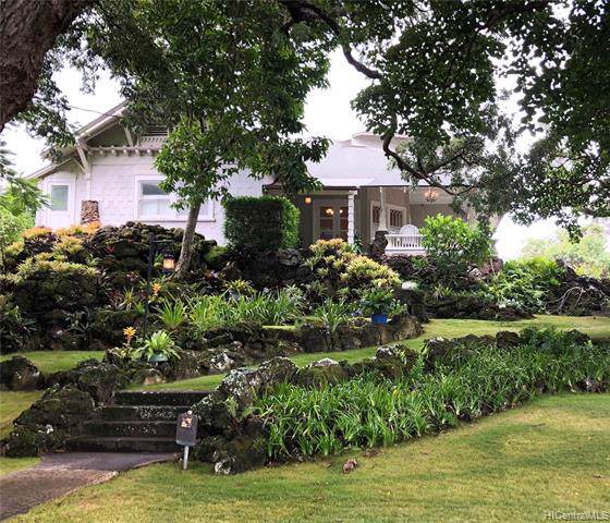 2365 Oahu Avenue, Honolulu, HI 96822 (MLS #201928827) :: Keller Williams Honolulu