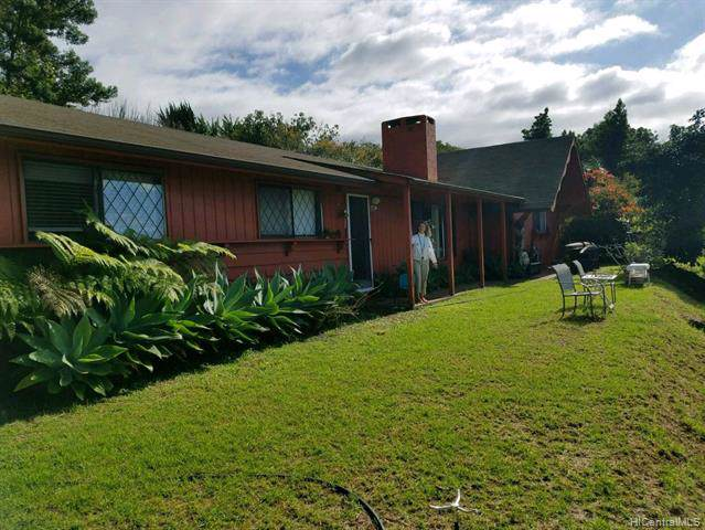 491 Pulehuiki Road, Kula, HI 96790 (MLS #201928833) :: Keller Williams Honolulu