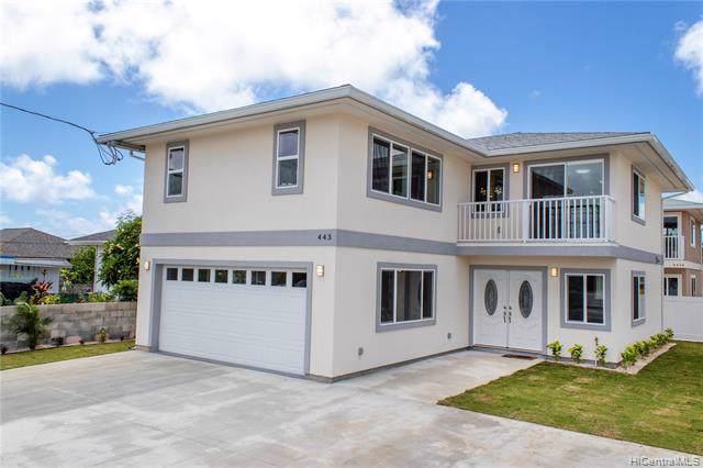 443 Kawainui Street, Kailua, HI 96734 (MLS #201928853) :: Team Lally
