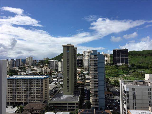 1571 Piikoi Street #1906, Honolulu, HI 96822 (MLS #201928859) :: Yamashita Team
