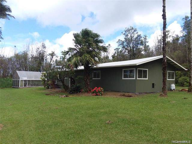 15-292 South Road, Pahoa, HI 96778 (MLS #201928861) :: Keller Williams Honolulu