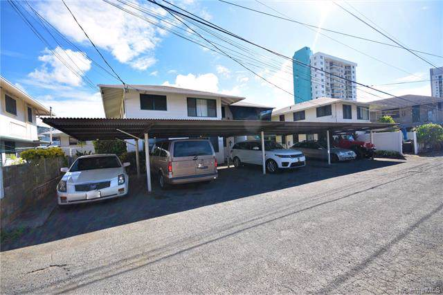 716 Olokele Avenue, Honolulu, HI 96816 (MLS #201928876) :: The Ihara Team