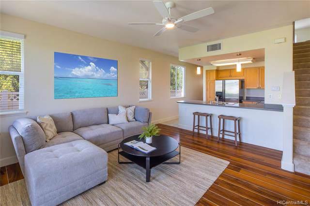 92-1498 Aliinui Drive #108, Kapolei, HI 96707 (MLS #201928913) :: Barnes Hawaii