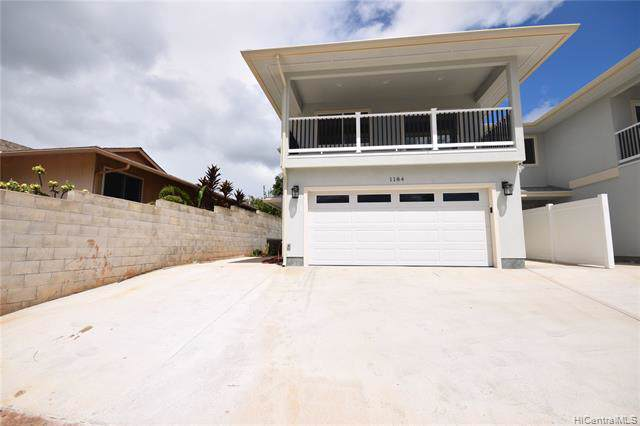 1184 Palekaiko Street, Pearl City, HI 96782 (MLS #201928923) :: Barnes Hawaii