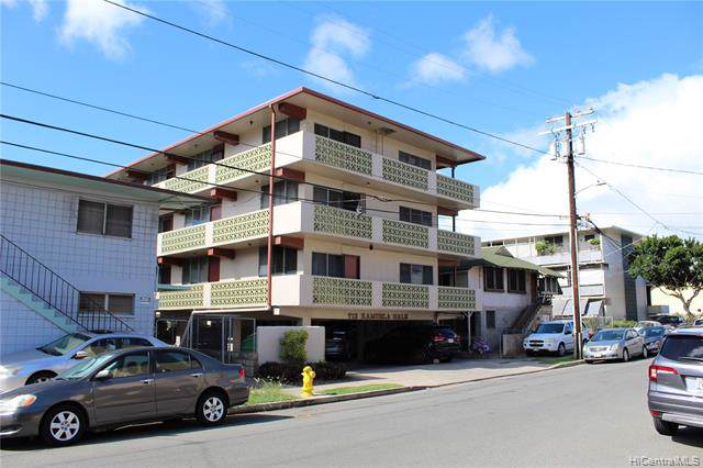 712 Kamuela Avenue #402, Honolulu, HI 96816 (MLS #201928978) :: The Ihara Team
