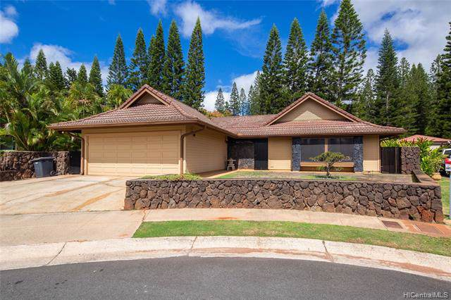 95-546 Poiki Place, Mililani, HI 96789 (MLS #201928980) :: Keller Williams Honolulu