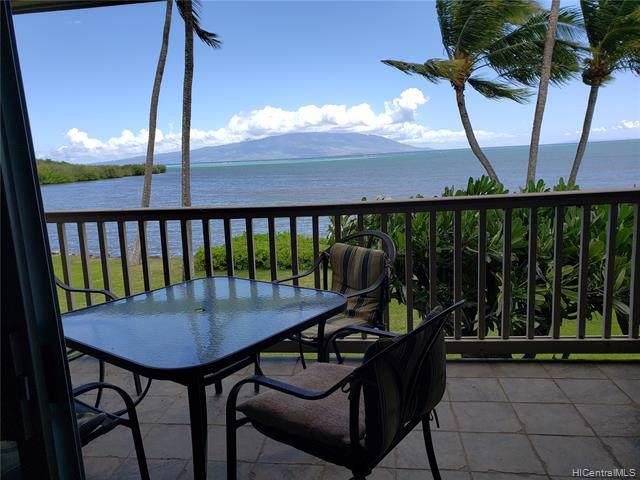 7142 Kamehameha V Highway A202, Kaunakakai, HI 96748 (MLS #201928987) :: Elite Pacific Properties