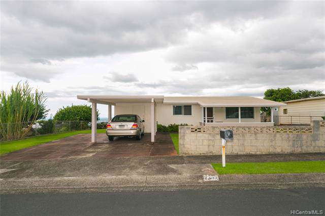 2295 Aupaka Street, Pearl City, HI 96782 (MLS #201928993) :: Barnes Hawaii