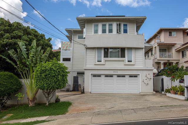 1522 16th Avenue, Honolulu, HI 96816 (MLS #201928996) :: Barnes Hawaii