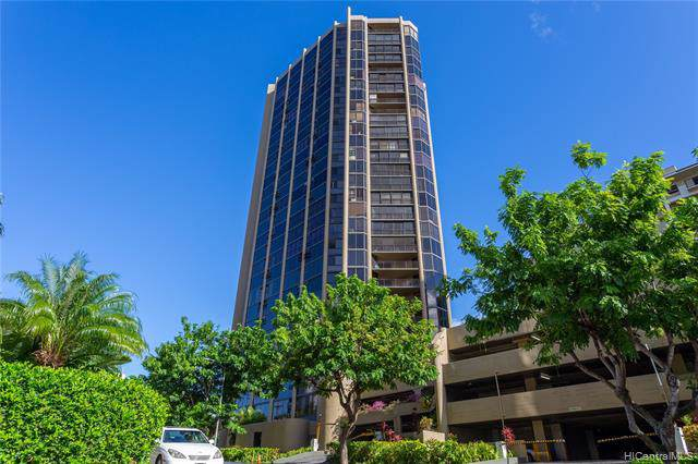 2101 Nuuanu Avenue I802, Honolulu, HI 96817 (MLS #201929000) :: The Ihara Team