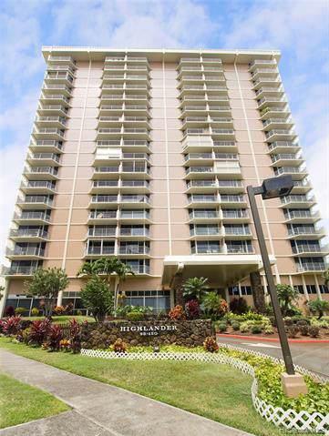 98-450 Koauka Loop #704, Aiea, HI 96701 (MLS #201929018) :: Barnes Hawaii