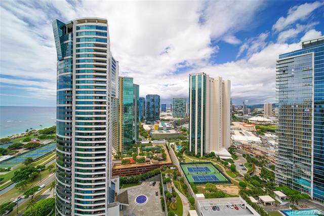 1350 Ala Moana Boulevard #3111, Honolulu, HI 96814 (MLS #201929049) :: The Ihara Team