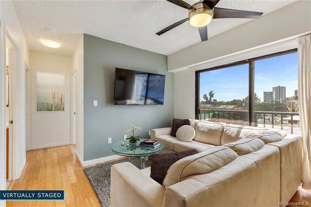738 Palani Avenue #401, Honolulu, HI 96816 (MLS #201929090) :: Barnes Hawaii