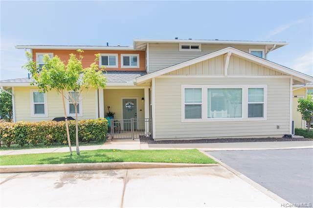 550 Kamaaha Avenue #405, Kapolei, HI 96707 (MLS #201929119) :: Barnes Hawaii