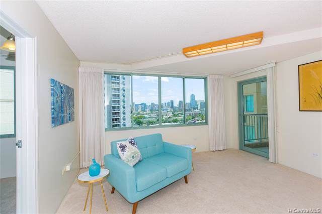1314 Kalakaua Avenue #1111, Honolulu, HI 96826 (MLS #201929128) :: Keller Williams Honolulu