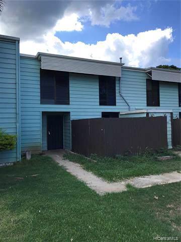 87-157 Helelua Street #5, Waianae, HI 96792 (MLS #201929132) :: The Ihara Team