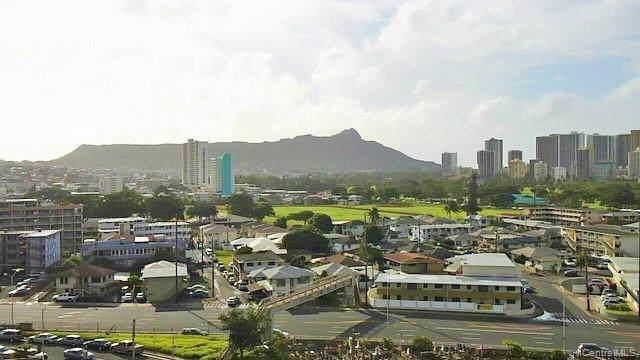2754 Kuilei Street #1104, Honolulu, HI 96826 (MLS #201929136) :: The Ihara Team