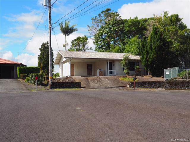 856 Hoolala Place, Hilo, HI 96720 (MLS #201929150) :: Keller Williams Honolulu