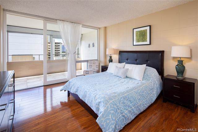 1720 Ala Moana Boulevard 1207A, Honolulu, HI 96815 (MLS #201929157) :: Barnes Hawaii