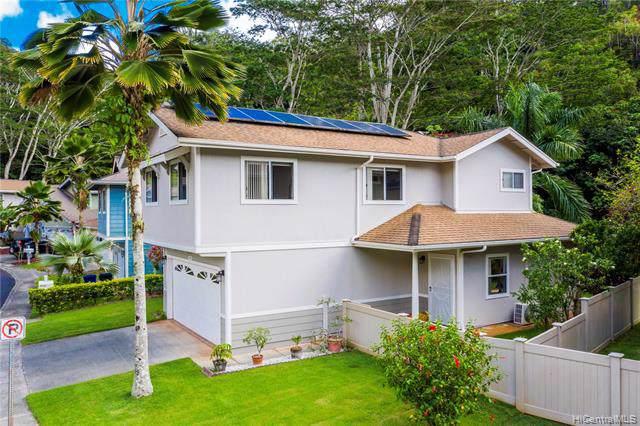 95-985 Wikao Street #18, Mililani, HI 96789 (MLS #201929173) :: Barnes Hawaii