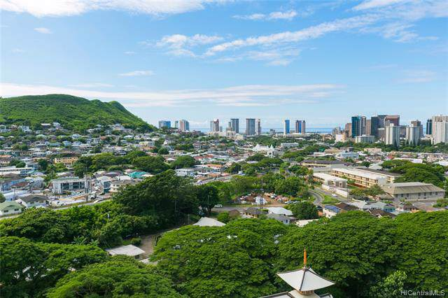 2047 Nuuanu Avenue #1602, Honolulu, HI 96817 (MLS #201929175) :: Elite Pacific Properties