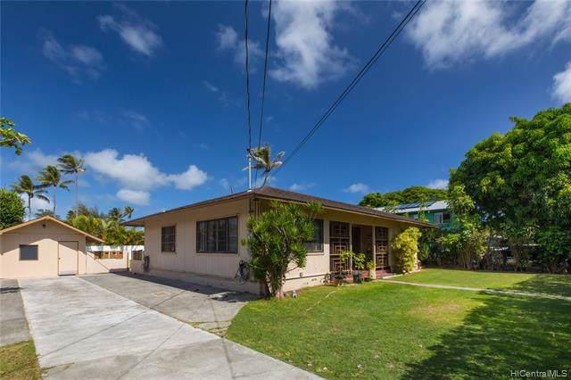 280 Pouli Road, Kailua, HI 96734 (MLS #201929190) :: Keller Williams Honolulu