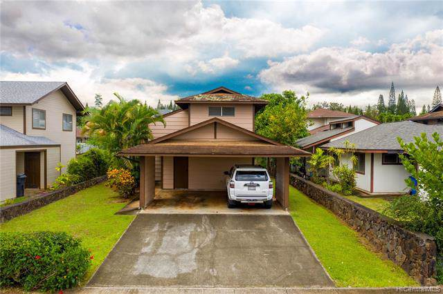 95-446 Kaukoe Street, Mililani, HI 96789 (MLS #201929212) :: Maxey Homes Hawaii