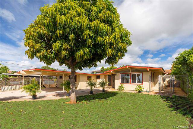 91-614 Pohakupuna Road, Ewa Beach, HI 96706 (MLS #201929232) :: Keller Williams Honolulu