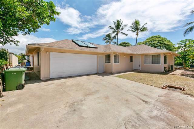 91-115 Manokihikihi Way, Ewa Beach, HI 96706 (MLS #201929241) :: Barnes Hawaii