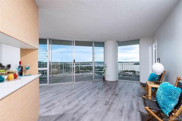 98-099 Uao Place #2604, Aiea, HI 96701 (MLS #201929246) :: Barnes Hawaii