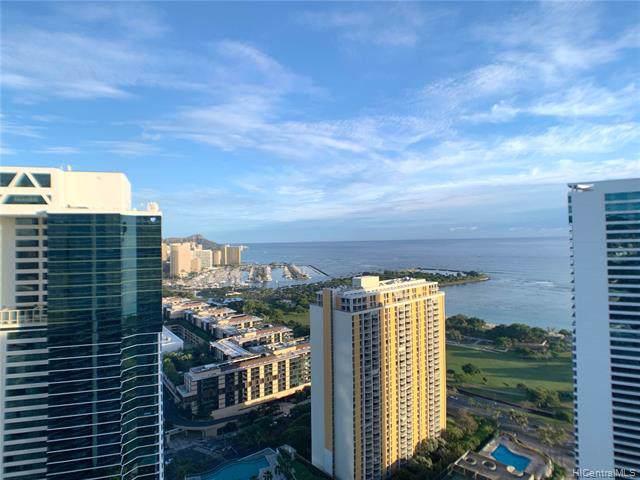 1189 Waimanu Street #3901, Honolulu, HI 96814 (MLS #201929250) :: Barnes Hawaii