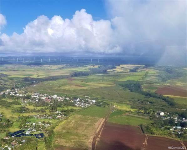 0000 Kamehameha Highway Lot K, Haleiwa, HI 96712 (MLS #201929255) :: Maxey Homes Hawaii